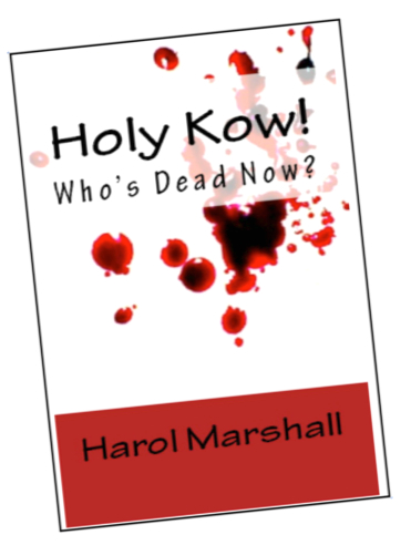 Holy Kow book
