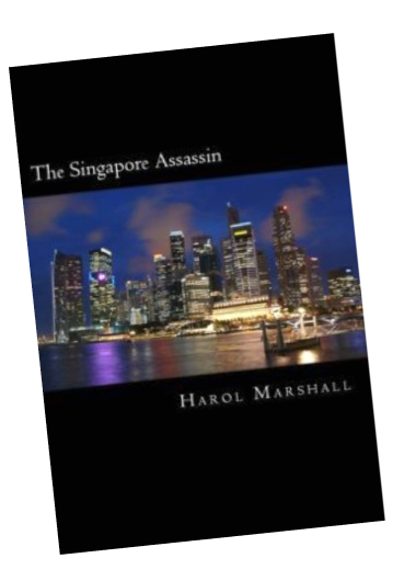 Singapore Assassin angled book cover pic